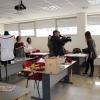 TARGI-DESIGN w Wyższej Szkole Technicznej w Katowicach.