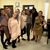 Euroweek - Hiwi, Dawit oraz piękne tancerki
