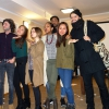 Euroweek - dyrektor Funfacji Euroweek oraz wolontariusze z którymi mieli zajęcia uczniowie BSP