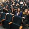 Przywitanie uczestników w auli Uczelni